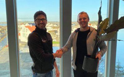 Stor utbygging/rehabiliteringsjobb overlevert på Salvøy