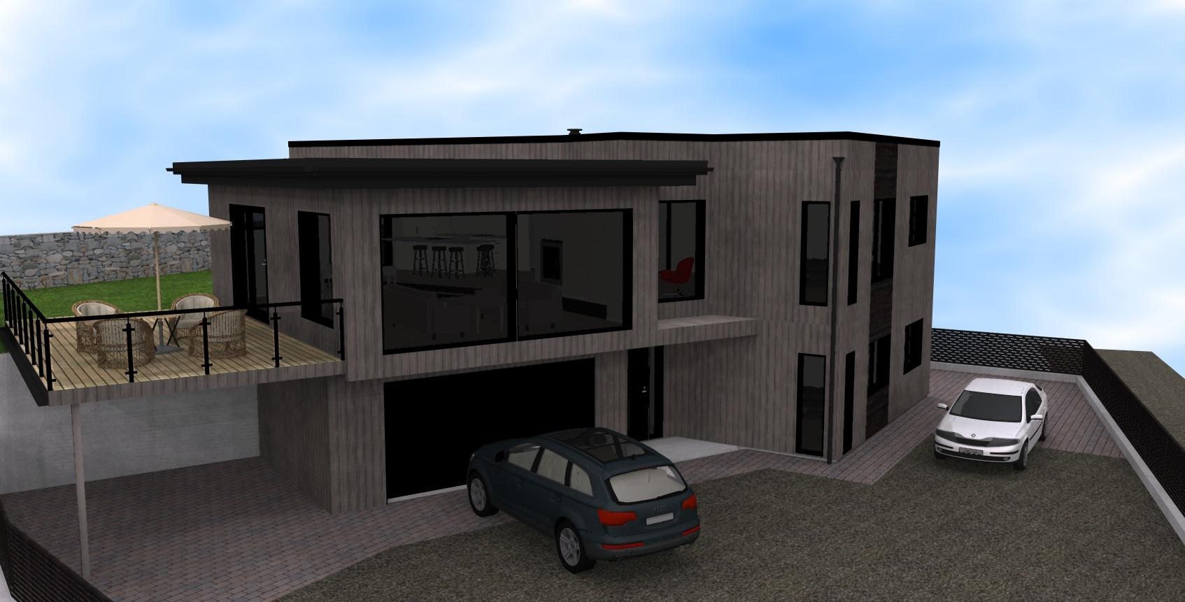 Øygard - Rasmussen Bygg - Utvendig 1