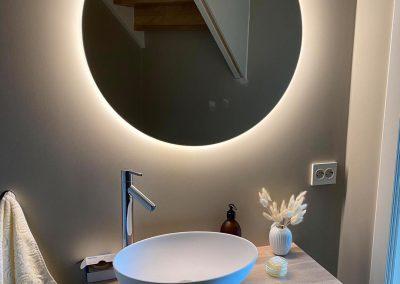 Speil på baderom