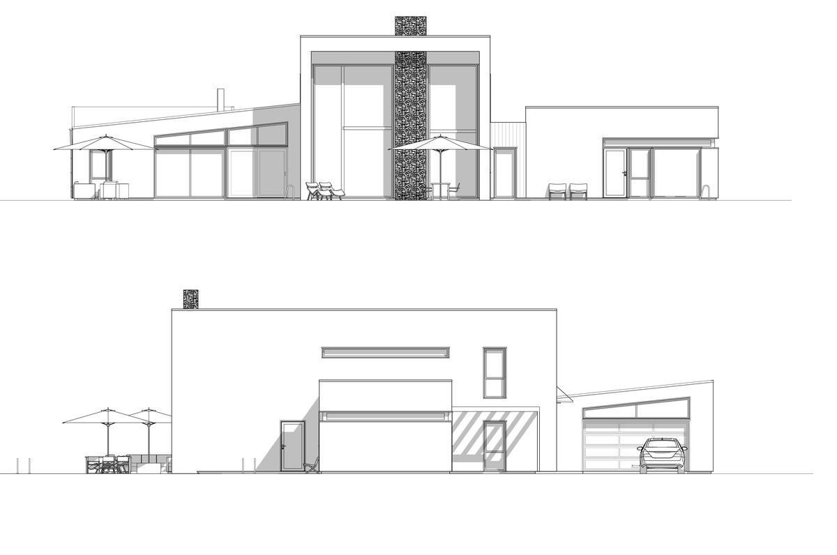 Blink Hus Tromsø fasade 1 - 2