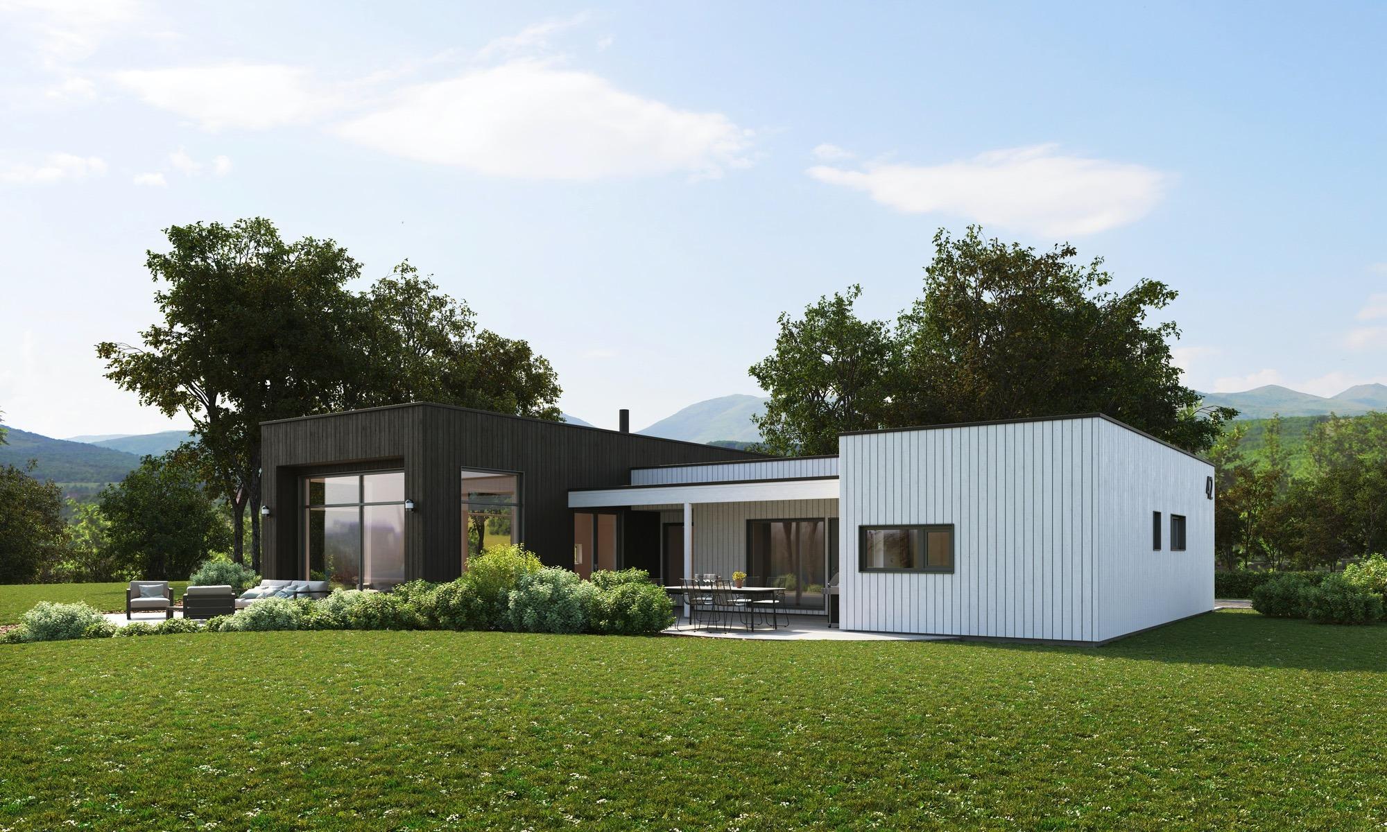 Blink hus Ekeberg hageside 2