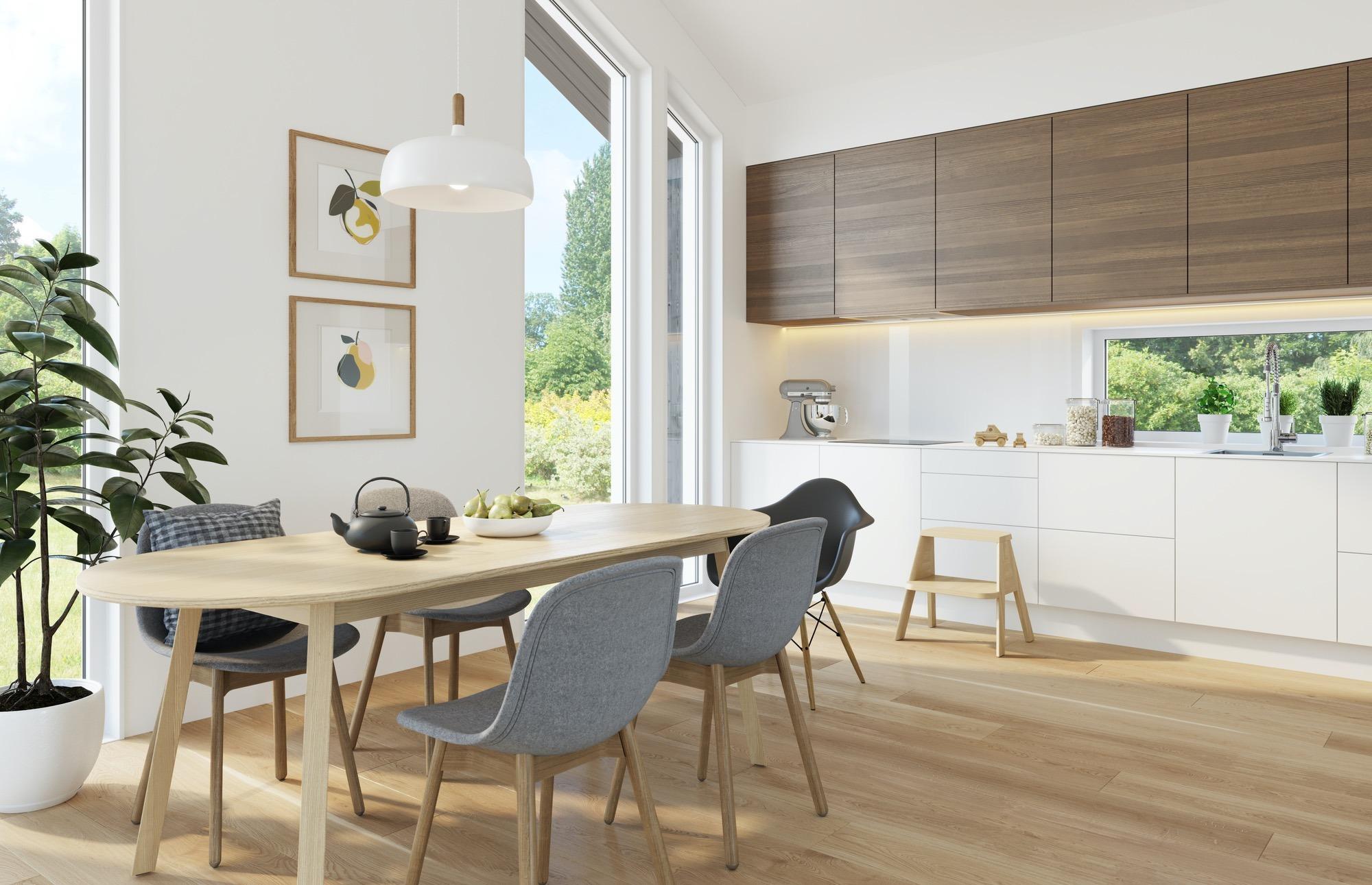 Blink hus Farsund kjøkken