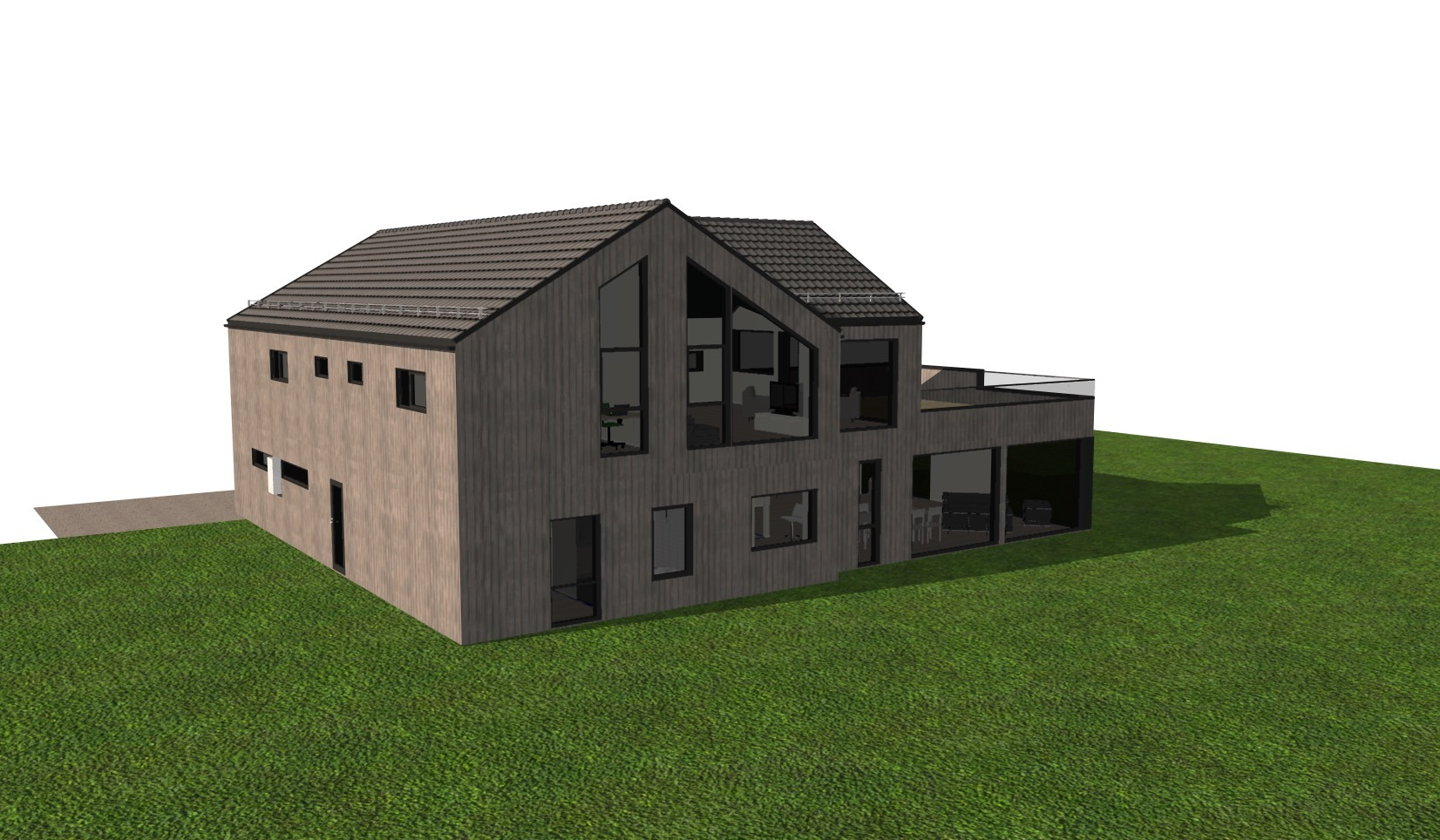 Homrabron fra Rasmussen Bygg - Fasade 4